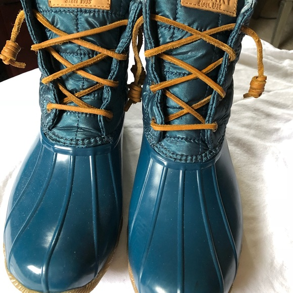 Sperry Shoes | Sperry Duck Boot In